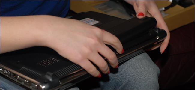 pin laptop bị chai